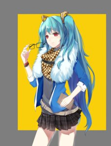 Rating: Safe Score: 23 Tags: hatsune_miku lightofheaven vocaloid User: Amdx1