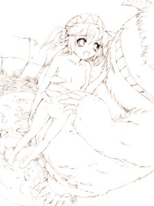 Rating: Explicit Score: 13 Tags: censored hitomaru koudelka loli monochrome monster naked sex shrine User: EchelonV