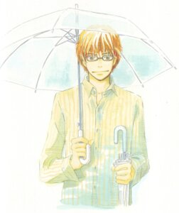 Rating: Safe Score: 3 Tags: honey_and_clover male mayama_takumi umino_chica User: Radioactive