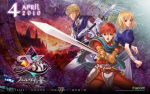 Rating: Safe Score: 2 Tags: calendar falcom sword wallpaper User: hirotn