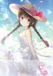 Rating: Safe Score: 22 Tags: dress possible_duplicate saeki_sola skirt_lift summer_dress tagme User: Radioactive