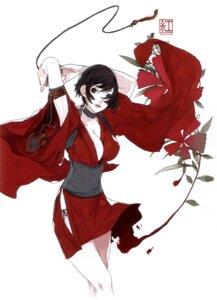 Rating: Safe Score: 7 Tags: cleavage kurenai_(red_ninja) red_ninja User: Radioactive