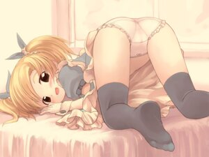 Rating: Questionable Score: 58 Tags: ass emurin loli pantsu thighhighs User: 椎名深夏