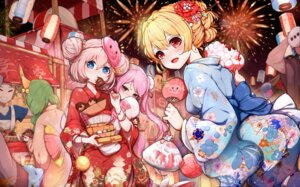 Rating: Safe Score: 20 Tags: animal_ears ass kiyomasa_ren ragnarok_online yukata User: Mr_GT
