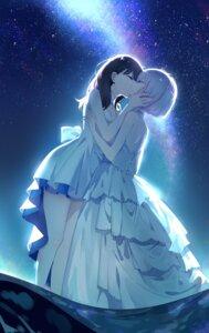 Rating: Questionable Score: 78 Tags: cleavage dress shinjou_akane ssss.gridman takarada_rikka usamin yuri User: yanis