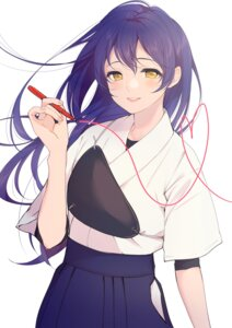 Rating: Safe Score: 28 Tags: japanese_clothes love_live! sonoda_umi tagme User: Spidey