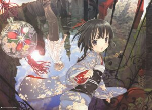 Rating: Safe Score: 40 Tags: claude_claudel fixed ikoku_meiro_no_croisee kimono takeda_hinata yune User: petopeto