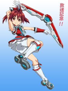 Rating: Safe Score: 12 Tags: ass bike_shorts isshiki_akane vividred_operation yukirayzi User: Radioactive