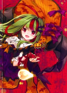 Rating: Questionable Score: 7 Tags: crease halloween juna sugar_ringo tagme witch User: Radioactive