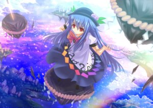 Rating: Safe Score: 14 Tags: hinanawi_tenshi marionette_(excle) touhou User: hobbito