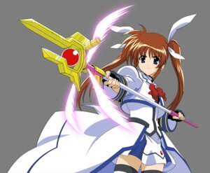 Rating: Safe Score: 13 Tags: mahou_shoujo_lyrical_nanoha mahou_shoujo_lyrical_nanoha_strikers takamachi_nanoha transparent_png vector_trace wings User: Anonymous