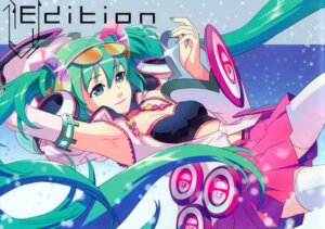 Rating: Safe Score: 10 Tags: 119 binding_discoloration hatsune_miku vocaloid User: withul