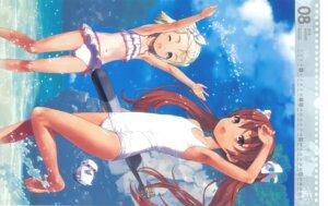 Rating: Safe Score: 39 Tags: bikini calendar i-504_(kancolle) kantai_collection libeccio_(kancolle) school_swimsuit swimsuits tan_lines wet User: 114514sp