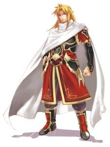Rating: Safe Score: 5 Tags: armor elf hirano_katsuyuki male pointy_ears siegfried spectral_souls spectral_souls_ii User: Radioactive
