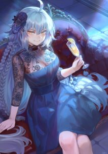 Rating: Safe Score: 42 Tags: cleavage dress fate/grand_order jeanne_d'arc jeanne_d'arc_(alter)_(fate) mashu_(003) see_through User: Cold_Crime