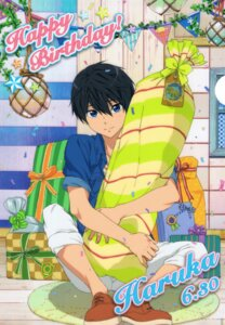 Rating: Safe Score: 9 Tags: free! high_speed! male nanase_haruka User: kunkakun