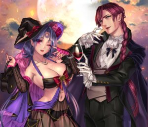 Rating: Safe Score: 13 Tags: cleavage halloween pointy_ears ryuki see_through witch User: Mr_GT