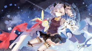 Rating: Safe Score: 71 Tags: benghuai_xueyuan bronya dhiea mecha_musume wallpaper User: Maxpayness
