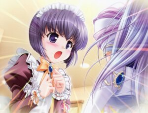 Rating: Safe Score: 7 Tags: bekkankou maid mia_clementis screening yoake_mae_yori_ruriiro_na User: admin2