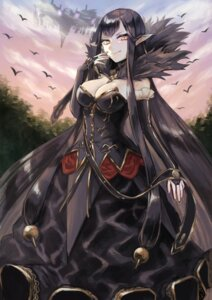 Rating: Safe Score: 21 Tags: assassin_of_red_(fate/apocrypha) cleavage dress fate/apocrypha fate/grand_order fate/stay_night pointy_ears semiramis_(fate) u_suke User: charunetra