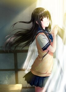 Rating: Safe Score: 20 Tags: kazuharu_kina seifuku sweater User: Mr_GT