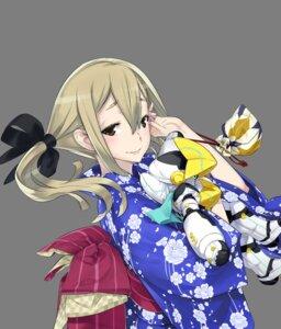 Rating: Safe Score: 29 Tags: fukuda_tomonori kimono koujiro_frau robotics;notes transparent_png User: demonbane1349