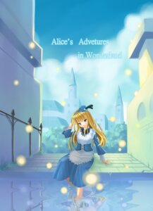Rating: Safe Score: 4 Tags: alice alice_in_wonderland dress lion User: charunetra