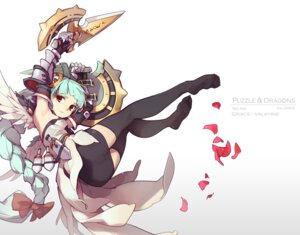 Rating: Safe Score: 50 Tags: armor houhou puzzle_&_dragons thighhighs valkyrie_(p&d) weapon User: nphuongsun93