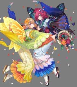 Rating: Safe Score: 6 Tags: fairy fire_emblem fire_emblem_heroes japanese_clothes kippu nintendo peony_(fire_emblem) pointy_ears tagme tattoo triandra wings User: Radioactive