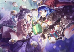 Rating: Safe Score: 24 Tags: doremy_sweet kishin_sagume shometsu-kei_no_teruru touhou wings User: Mr_GT