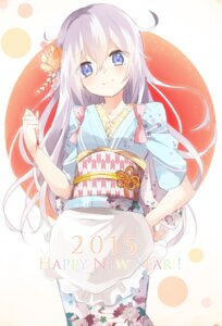 Rating: Safe Score: 54 Tags: hibiki_(kancolle) kantai_collection kimono shijima_(sjmr02) User: Mr_GT