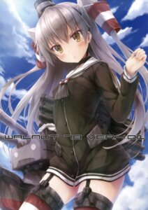Rating: Questionable Score: 44 Tags: amatsukaze_(kancolle) kantai_collection suien User: Twinsenzw