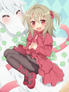 Rating: Questionable Score: 41 Tags: dress kidouin_makio lance_n'_masques loli pantsu pantyhose tachimi_(basue) User: Mr_GT