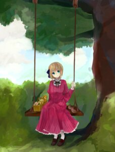 Rating: Safe Score: 7 Tags: dress hetalia_axis_powers liechtenstein rizumu User: charunetra