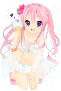 Rating: Safe Score: 52 Tags: bikini sakuragi_yuzuki swimsuits User: blooregardo