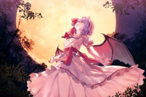 Rating: Safe Score: 44 Tags: blood pantsu remilia_scarlet torn_clothes touhou wings yasuyuki User: Mr_GT