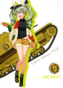Rating: Safe Score: 25 Tags: anchovy girls_und_panzer silhouette sweater User: drop
