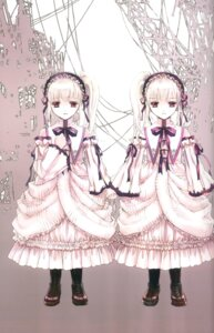 Rating: Safe Score: 19 Tags: kuramoto_kaya lolita_fashion pieces_of_the_world User: Mirukudesu