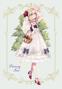 Rating: Safe Score: 20 Tags: dress heels lolita_fashion yuzhi User: Mr_GT