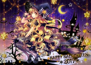 Rating: Safe Score: 32 Tags: dress fishnets halloween heels kirisame_marisa lilith_bloody pantyhose touhou witch User: Mr_GT