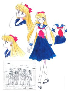 Rating: Safe Score: 6 Tags: aino_minako heels sailor_moon seifuku takeuchi_naoko User: Radioactive
