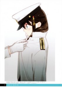 Rating: Safe Score: 21 Tags: kantai_collection moni naoto shigure_(kancolle) uniform User: kiyoe