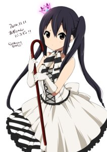 Rating: Safe Score: 59 Tags: dress k-on! lolita_fashion nakano_azusa ragho_no_erika User: 椎名深夏
