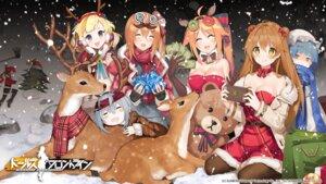 Rating: Safe Score: 16 Tags: ameli_(girls_frontline) animal_ears christmas cleavage cz-75_(girls_frontline) dress g11_(girls_frontline) girls_frontline horns kalina_(girls_frontline) m1918_bar_(girls_frontline) ots-14_(girls_frontline) pantyhose rfb_(girls_frontline) suisai. zas_m21_(girls_frontline) User: saemonnokami