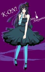 Rating: Safe Score: 9 Tags: akiyama_mio dress k-on! okeya pantyhose User: Radioactive