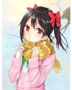 Rating: Safe Score: 27 Tags: flat_(joppin_karu!) love_live! seifuku sweater yazawa_nico User: Mr_GT