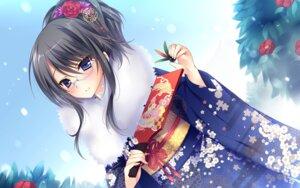 Rating: Safe Score: 32 Tags: hexenhaus kimono lautes_alltags megane sakurai_sana sorai_shinya User: SubaruSumeragi