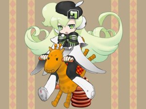 Rating: Safe Score: 4 Tags: hozumy macne_nana vocaloid User: charunetra