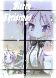 Rating: Safe Score: 5 Tags: christmas hiiragi_kagami hiiragi_tsukasa lucky_star yoshimizu_kagami User: dragonshining