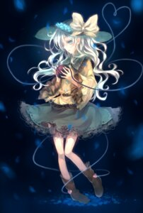 Rating: Safe Score: 25 Tags: komeiji_koishi navio touhou User: itsu-chan